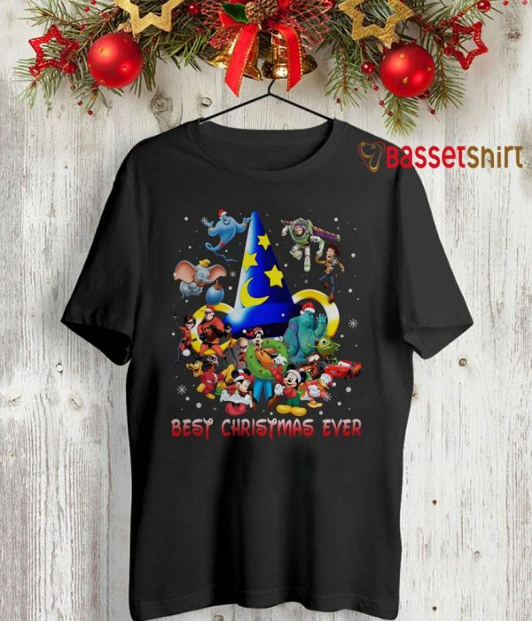 Disney movie best Christmas ever shirt