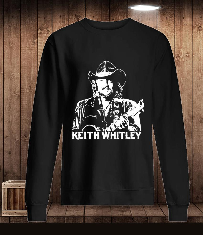 Keith Whitley country music dont close your eyes t-s Longsleeve