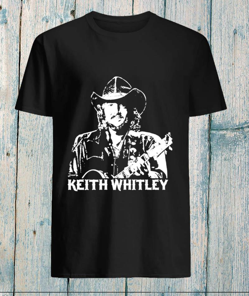 Keith Whitley country music dont close your eyes t-s unisex