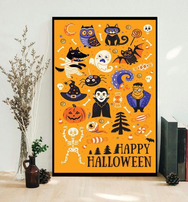 Best Of Halloween All Things Spooky poster