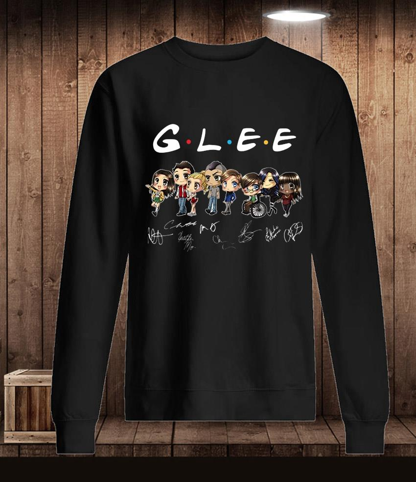 Glee Rachel Berry and her friends t-s Longsleeve