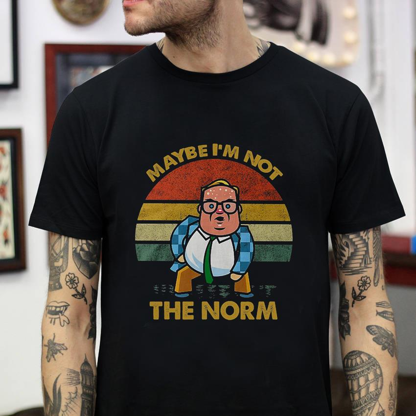 Matt Foley maybe I'm not the norm vintage t-shirt